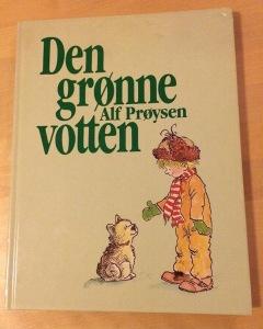 Det finnes til og med en norsk bok om en vott på villveie.